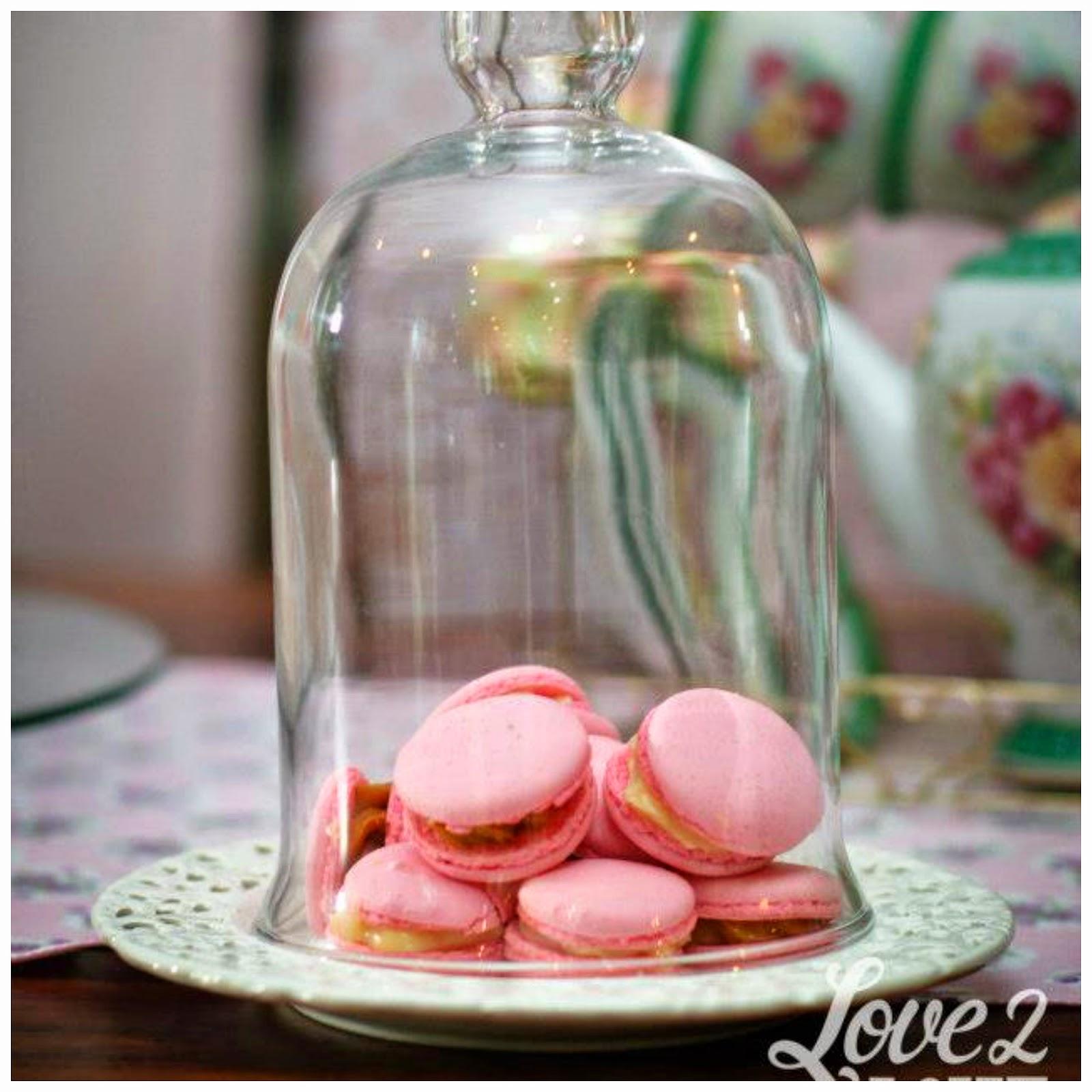 cha-panela-rosa-verde-macarons