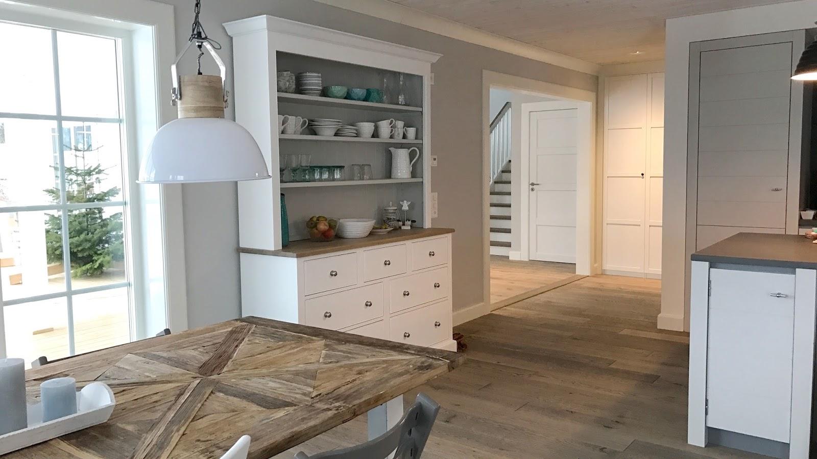 Schwedenhaus inneneinrichtung  Unser erster Monat im neuen Schwedenhaus! - Beachhouse Living
