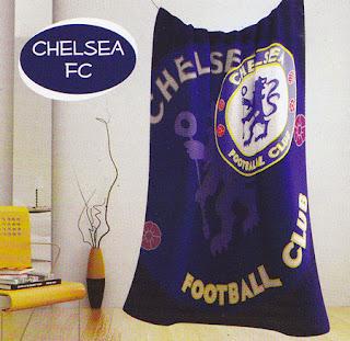 Selimut Kintakun Flannel Chelsea