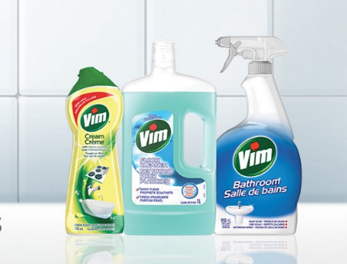 FamilyRated Vim Cleaning Campaign