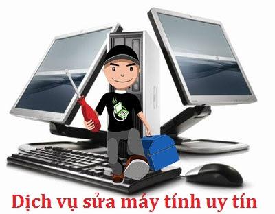 Top dịch vụ sửa chữa máy tính uy tín chuyên nghiệp