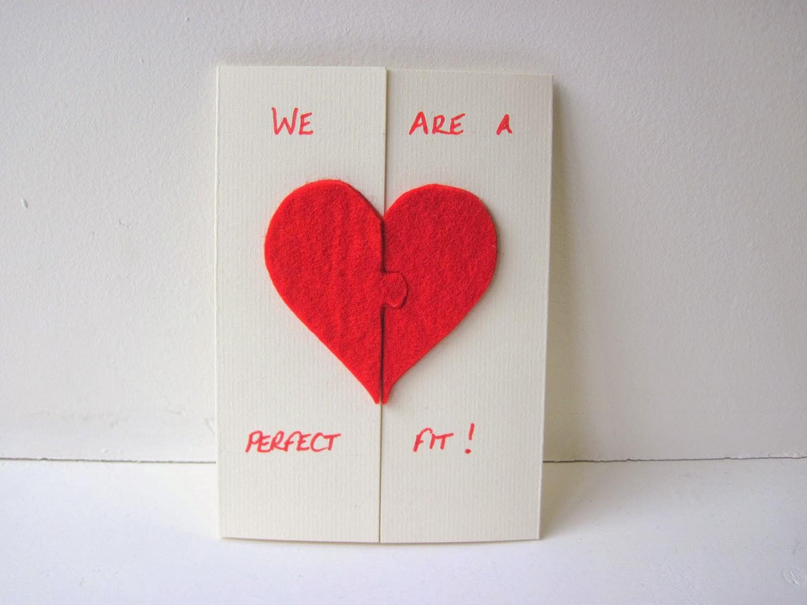 Heart Card Crafts