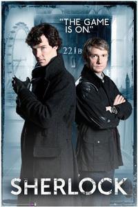 Sherlock (Season 1 to 4 All Episodes) [English] 720p