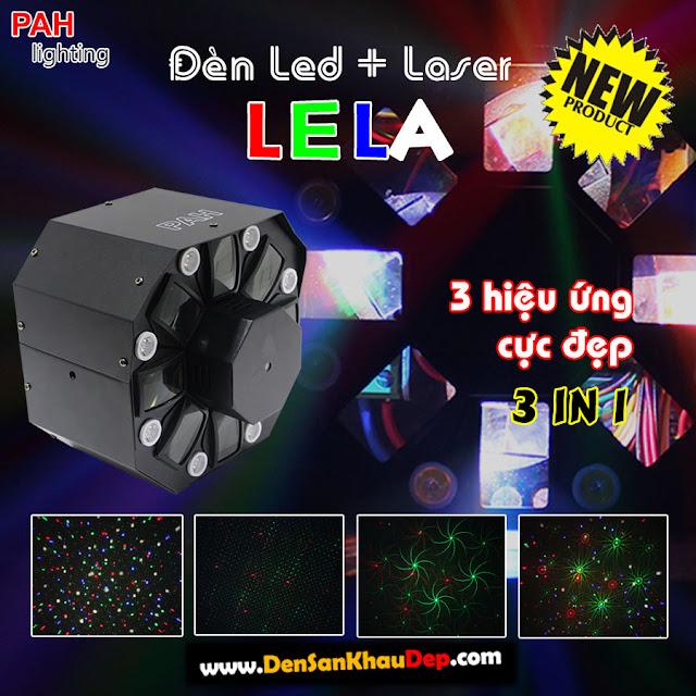 Đèn Led Laser LELA