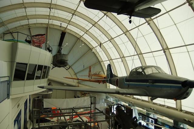 tokorozawa-aviation-museum 所沢航空発祥記念館内部展示2