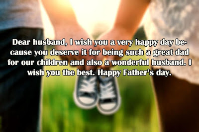 Top 20+ Fathers Day 2018 Quotes From Wife ~ Happy Father's ...