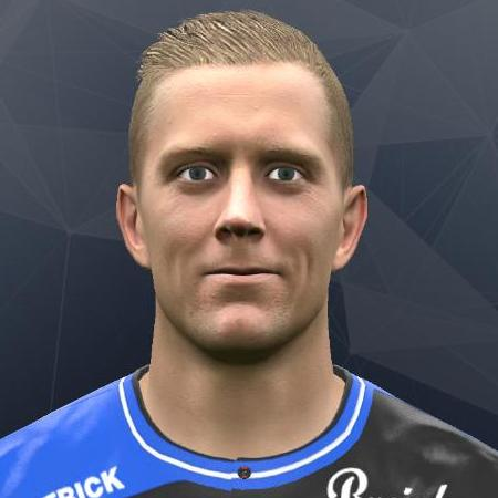 Karl-Johan Johnsson Face PES 2017