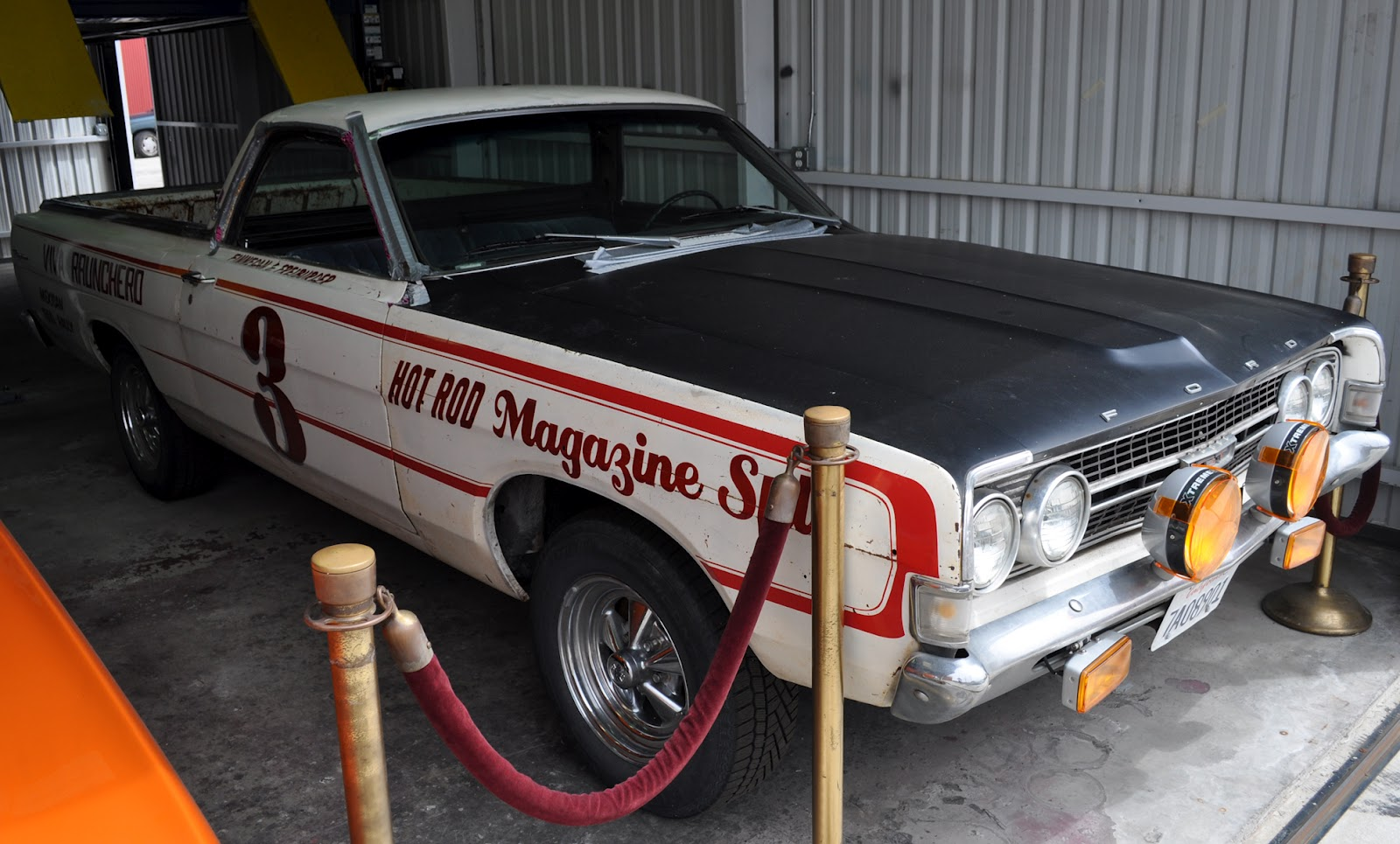 Riggs My 1964 Ford Falcon Ute Lots Of Pictures Mighty Car Mods Ranchero Official Forum