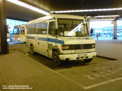 PKM Olkusz, Mercedes O614D