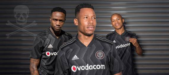 Orlando Pirates announce partnership with Roman's Pizza