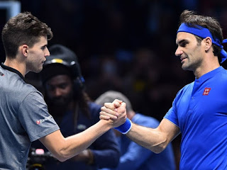 Federer vs Thiem in Indian Wells final