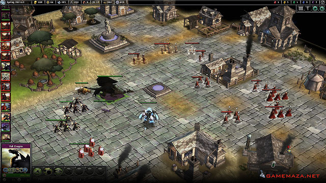 Fallen Enchantress Legendary Heroes Gameplay Screenshot 4