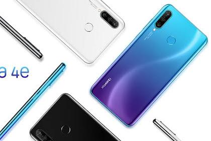 Huawei Nova 4e Telah Resmi Hadir Dengan Kirin 710 SoC dan Kamera Selfie 32 MP Maret 2019