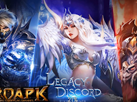Review Game Android Legacy oF Discord : Furious Wings