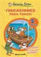 Vacaciones para todos. 5º Primaria. Cuaderno de vacaciones.