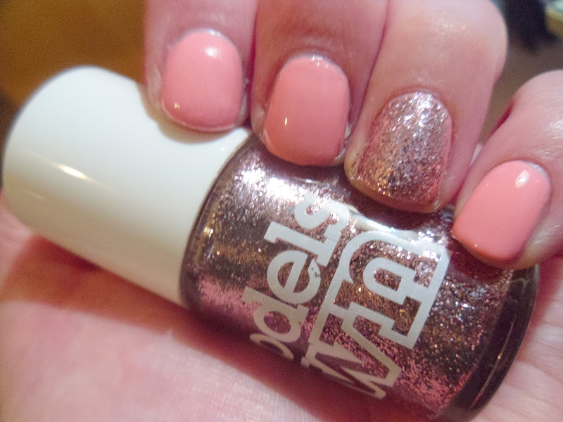 Models Own Pink Fizz Nail Polish