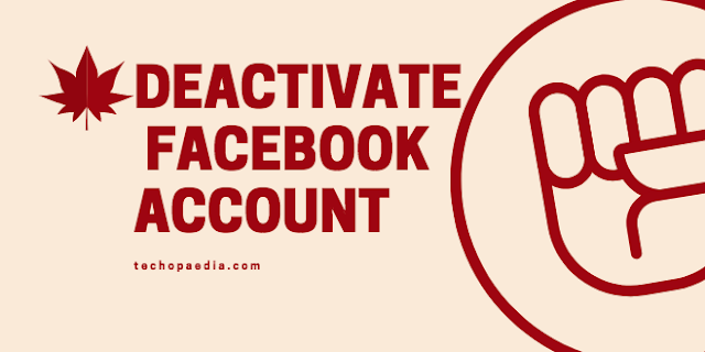 How to Deactivate Facebook Account on Samsung Android Phone