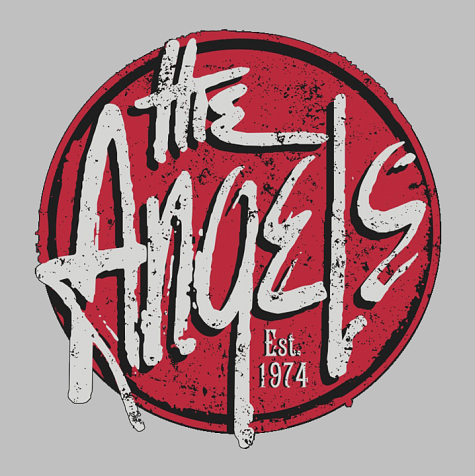 THE ANGELS - Talk The Talk (2014) logo