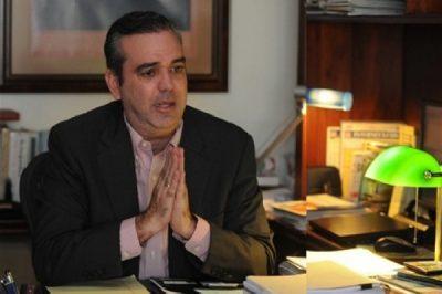 Abinader cree Gobierno descuida los problemas del país por Ley Partidos