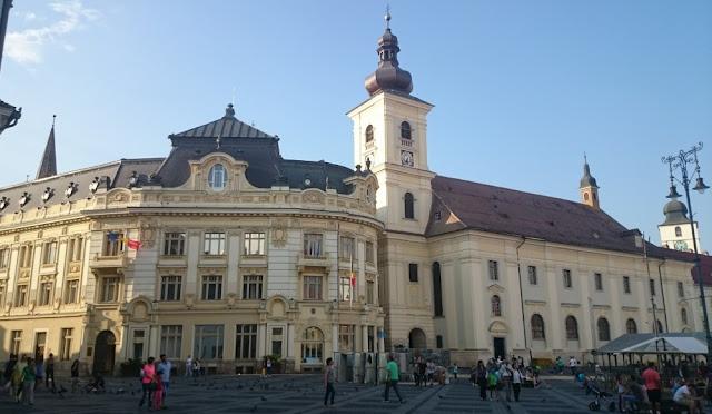 Sibiu - Großer Ring (Piața Mare)