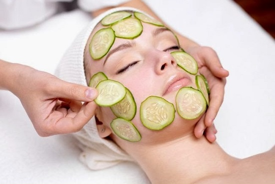 cucumber Best pimple treatments