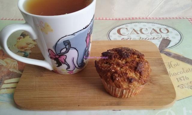 La Rubrica del Venerdì: Rhubarb muffin - Friday's Page: Rhubarb Muffin