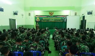 Pangdam IV Diponegoro Kunjungi Kodim 0723/Klaten