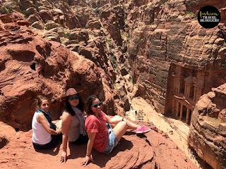 Ruta de 8 días por Jordania para chicas