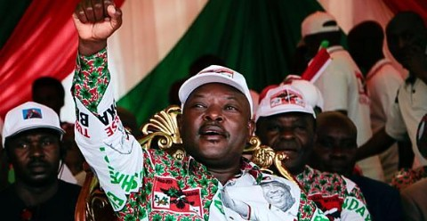 Outgoing Burundi President Pierre Nkurunziza Dies Age 55