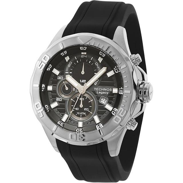Relógio Technos você dá mais charme e sofisticação aos seus looks diários