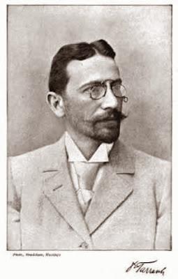 Doctor Siegbert Tarrasch y su firma