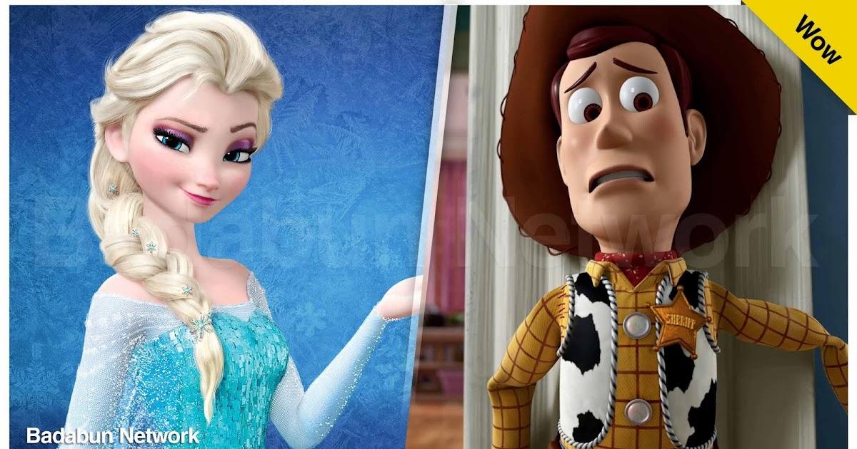 personajes Disney gay princesas caballeros