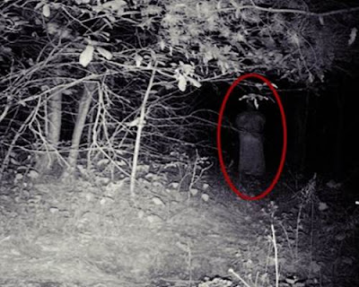 10 penampakan hantu terseram di dunia