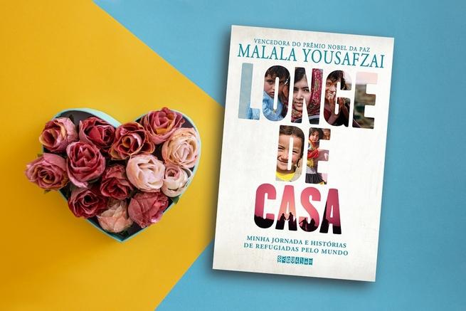 Longe de Casa   Malala Yousafzai