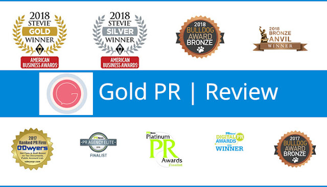 Gold PR Review: The Best Digital PR Boutique in California: eAskme