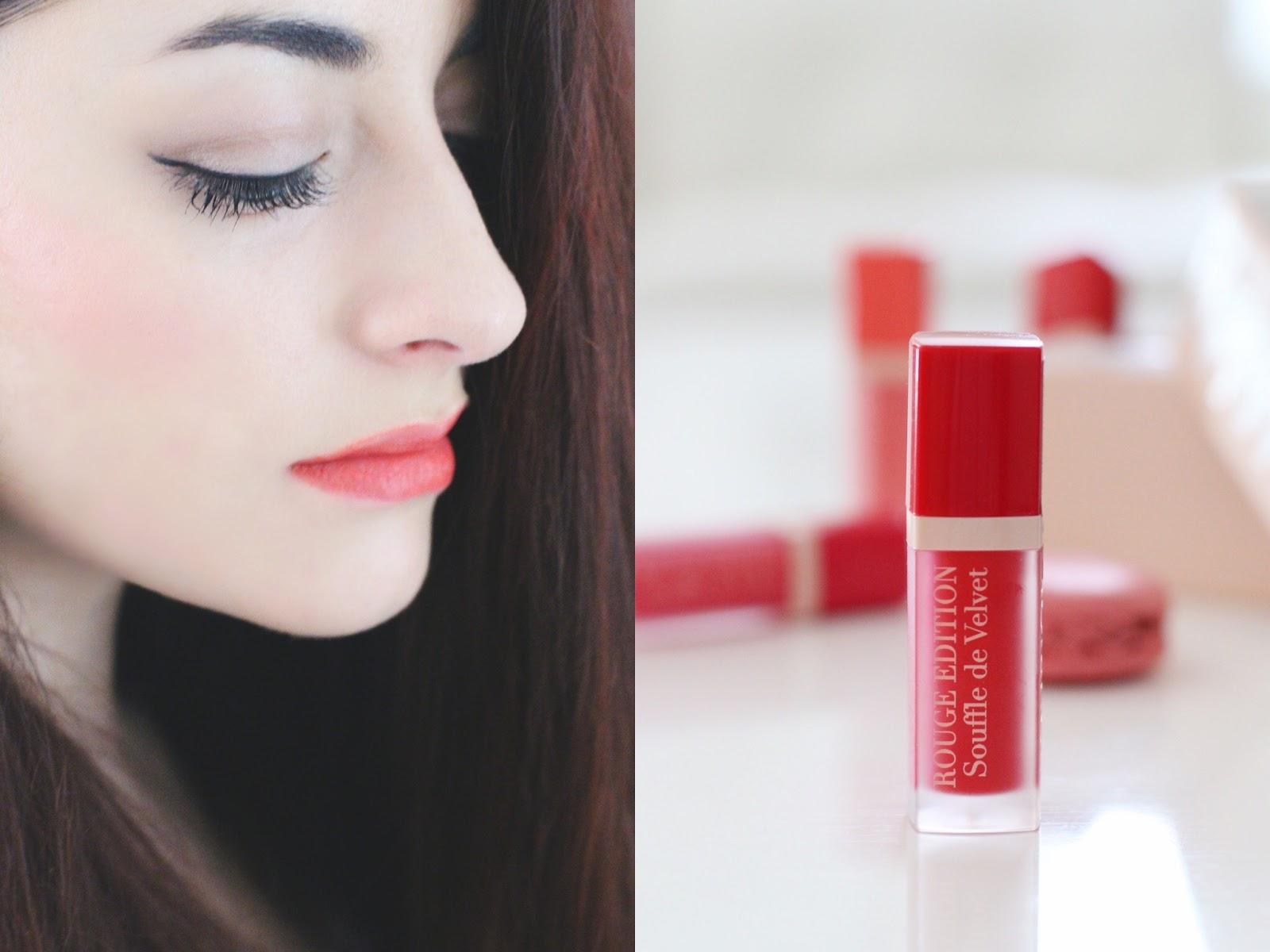 cherryleaders Rouge Edition Souffle de Velvet Bourjois