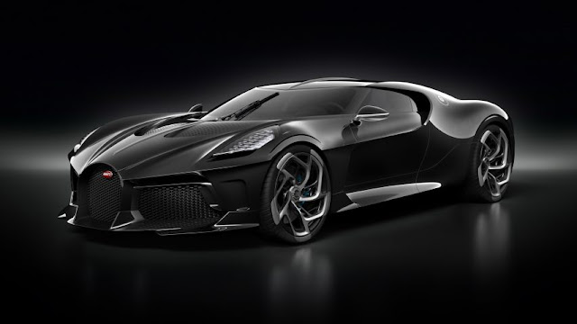 SEARCH TRENDS: Bugatti Voiture Noire