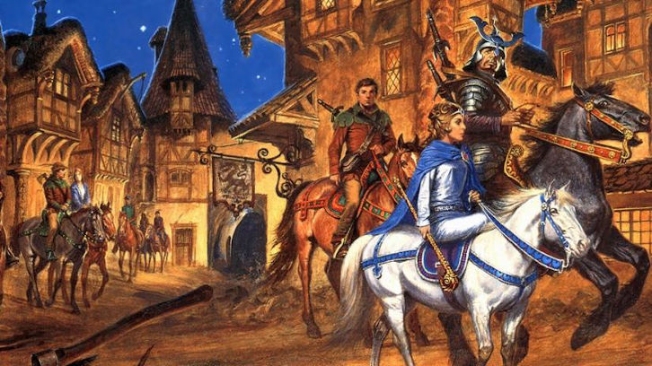 The Wheel of Time - Michael McElhatton joins cast of Amazon Show