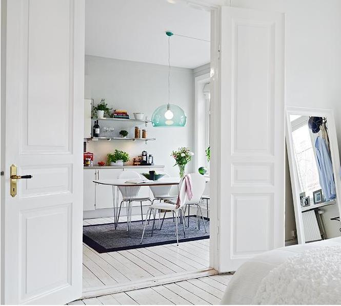 Apartments Agency: Adventurous Design Quest: Swedish Apartment By Stadshem Agency