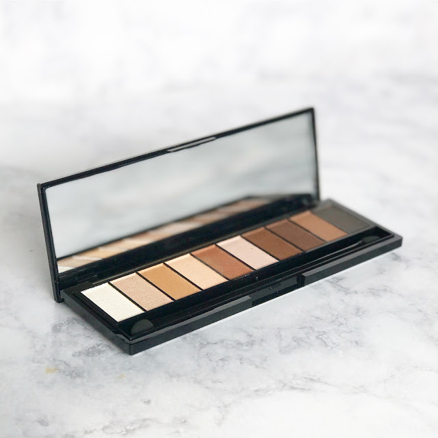 kiko smart eye shadow palette