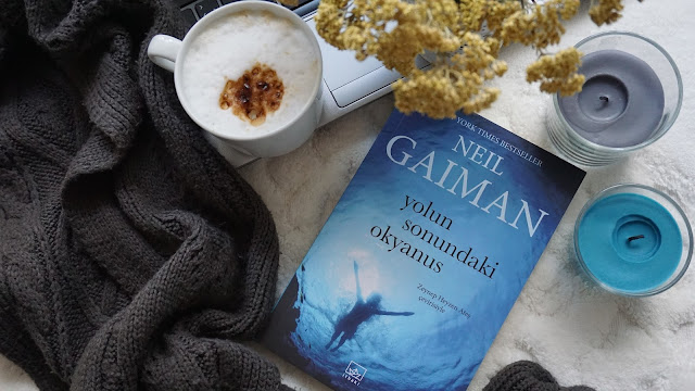 Neil Gaiman yeni kitap