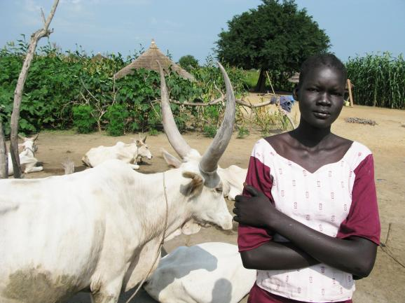 Dinka People The Great Cattle Herders Of Sudan