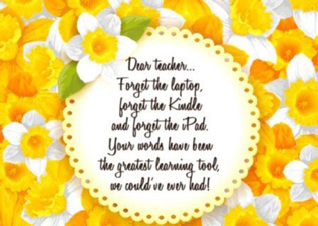 Happy Birthday Teacher Wishes Quotes Messages And Images Happy