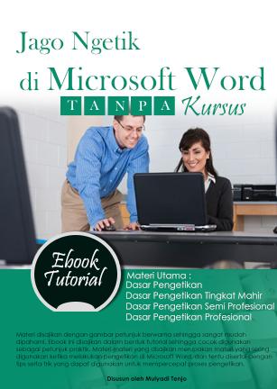 Modul Dasar Pengetikan Profesional di Microsoft Word