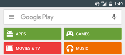 PlayStore Update : New Logo, New Design and New Features Google Released PlayStore Update : Full Changlog and APK