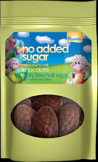 Plamil No Added Sugar Dairy Free Half Eggs
