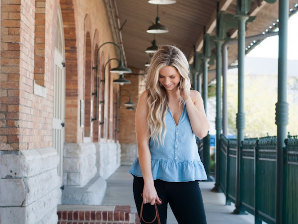 CUTE SPRING PIECES WITH GLIK'S