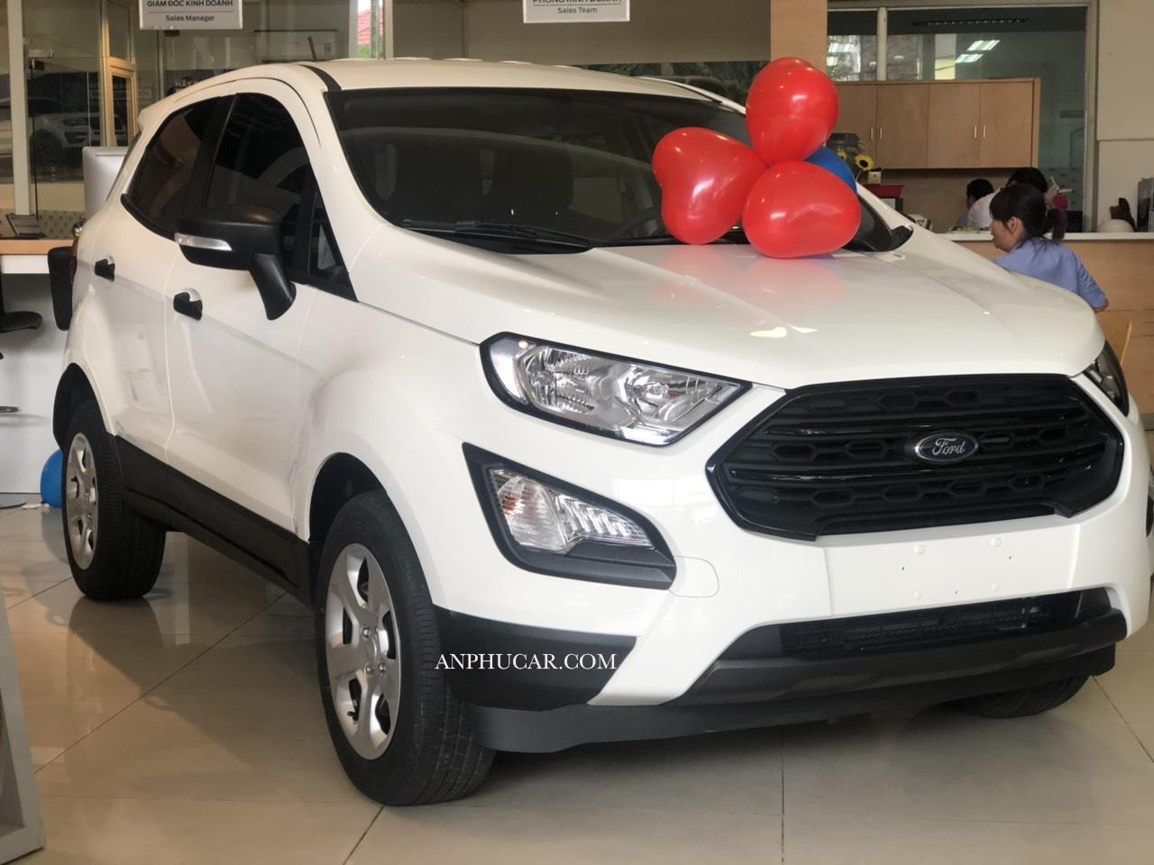 Ford Ecosport 2019 ngoại thất
