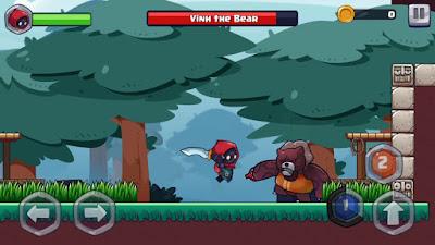 لعبة Sword Man Monster Hunter للاندرويد مهكرة, تحميل لعبة Sword Man Monster Hunter apk مهكرة