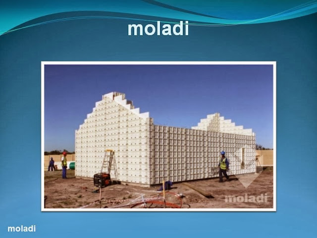 Construction Technology   Moladi Plastic Formwork   Low Cost ...